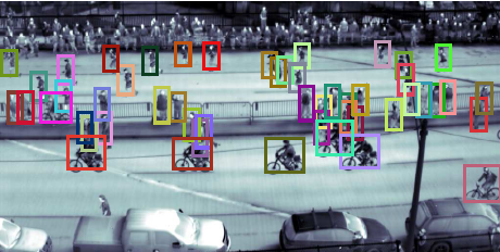 multiple object tracking matlab code for euler